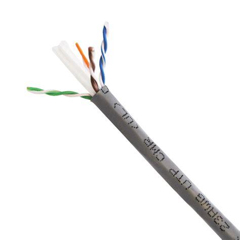 Vascolink Cable Utp Cat 5e Utp Kabel Lan Cat 5e Cca Cat5e cable utp cat 6 cmr 305m gris kroton
