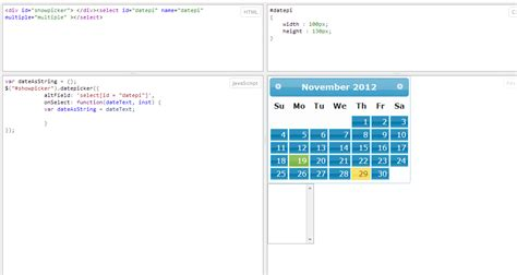 tutorial jquery datepicker jquery datepicker custom format icon trigger images frompo