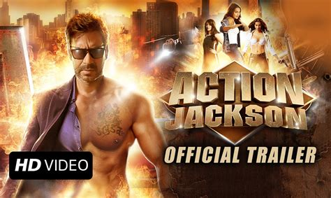 Biography Of Action Jackson Movie | action jackson uncut official trailer ajay devgn