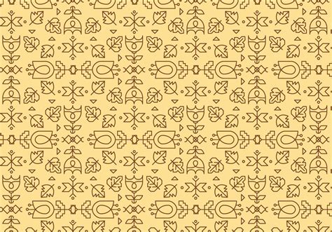 geometric pattern outline yellow outline geometric pattern download free vector