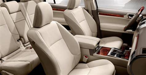 Lexus Gx Captains Chairs by Lexus Gx400 2013