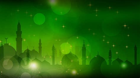 islamic mosque starry 02 stock footage