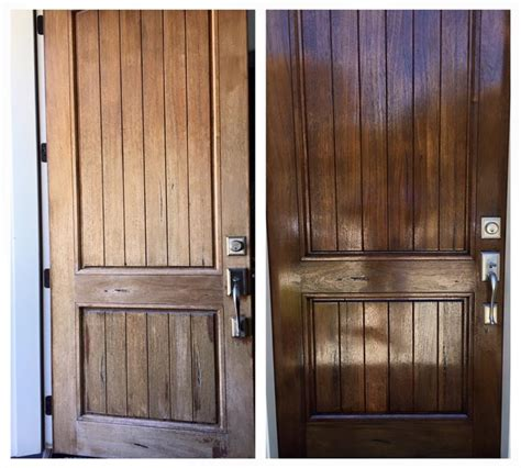 Door Refinishing by Home Page Skywalk Furniture Refinishing