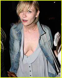 Kirsten Dunst Hits The Town   Kirsten Dunst, Newsies : Just Jared
