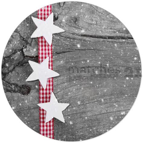 Tischsets Aus Holz by Tischset Platzset Weihnachten Sterne Wei 223 Holz 1 Stk
