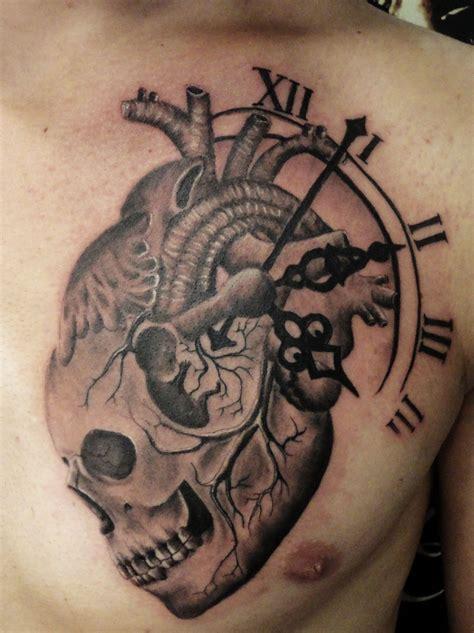 bird skull tattoo emre eren certified artist