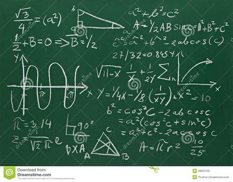 490132 green book sur les formules de maths sur l 233 ducation de tableau noir d 233 cole