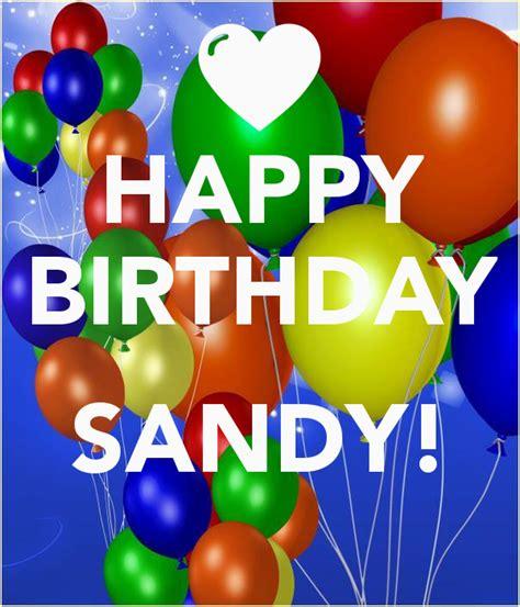 Mug Design by Happy Birthday Sandy Poster Beth Keep Calm O Matic