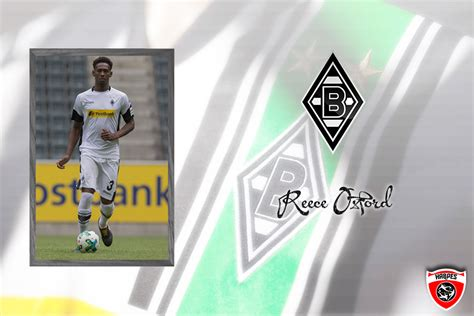 Bor Oxford Reece Oxford Bor Gladbach Habilidades Pro Evolution