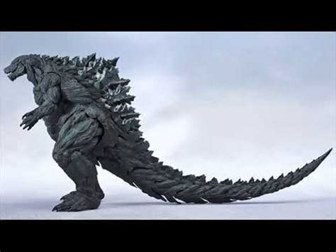 Bandai Godzilla Series Godzilla 2017 Servum godzilla planet of monsters servum review new figures