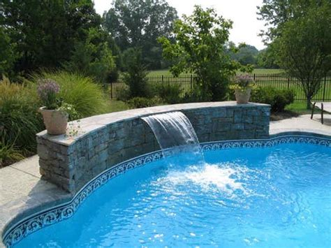 pool waterfall ideas best 25 pool waterfall ideas on pinterest grotto pool
