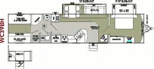 Flagstaff Travel Trailer Floor Plans The Vintage Airstream Small Travel Trailer Floor Plan