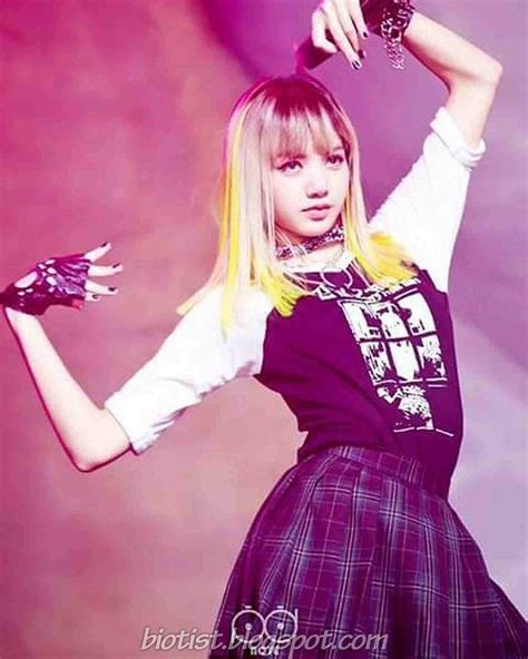 black pink lisa lisa black pink profile photos fact bio and more