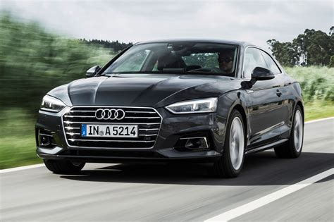 Audi A5 2.0 TDI 190 coupe (2016) review by CAR Magazine