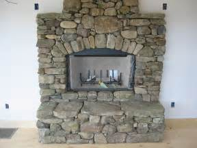 stones for fireplaces stone fireplace designs can change the whole appearance of