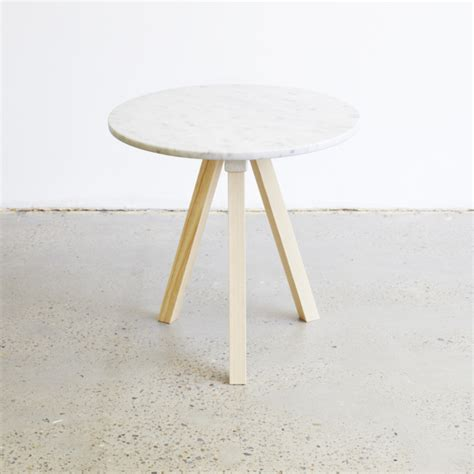 Marble Side Table A3 Joint Marble Side Table Side Tables