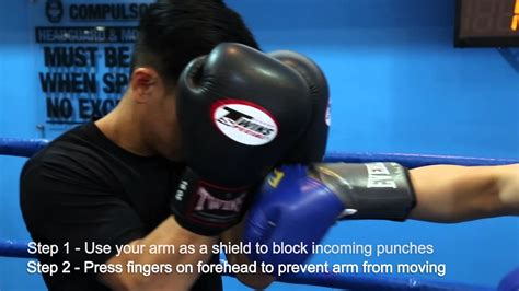 vanda boxing club quick hits boxing ep  blocking