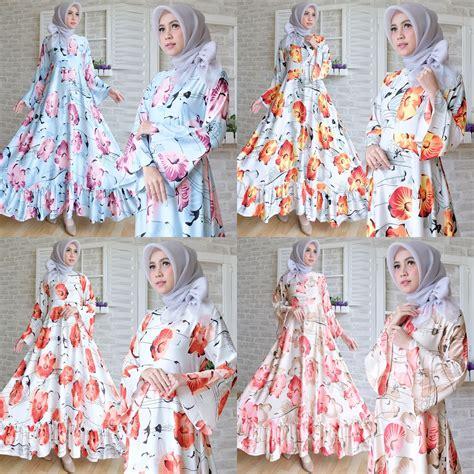 Gamis Dress Maxmara Motif Zeea baju maxi maxmara terbaru gamis remaja cantik