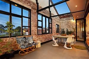Industrial Style Homes Touch Of New York Loft Style Warehouse Conversion In
