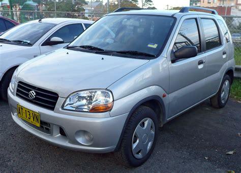 2003 Suzuki Ignis 2003 Suzuki Ignis Pictures Information And Specs Auto