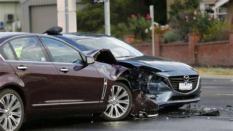 car crash car crash in bendigo bendigo advertiser