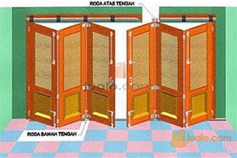 Promo Alat Buka Segitiga Plat Besi Ukuran 3 3 Cm pusat pintu rel komponen pintu garasi sliding lipat indonesia pare jualo