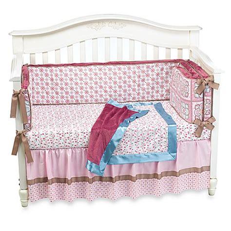caden lane bedding caden lane 174 vintage collection ava 4 piece crib bedding