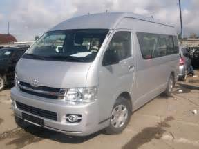 2008 Toyota Hiace For Sale 2008 Toyota Hiace Pics 2 7 Gasoline Fr Or Rr Manual