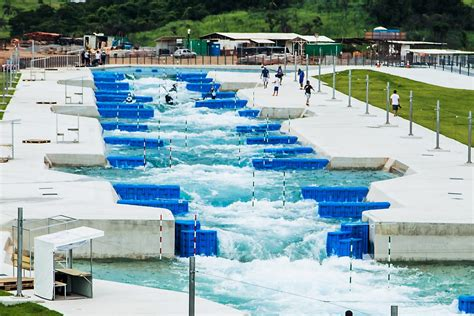olympic venues glenwood company builds olympic whitewater venues