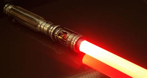 Light Saver by Ro Lightsabers Sith Antra Lightsaber