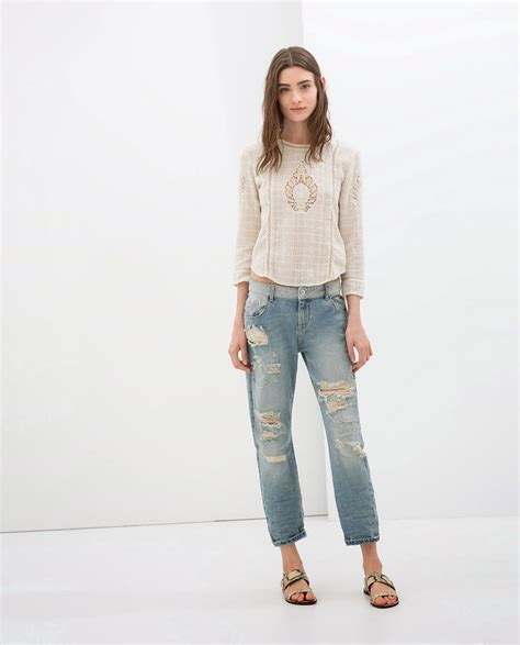 Jegging Zara Ripped diy your ripped jegging within 10 minutes