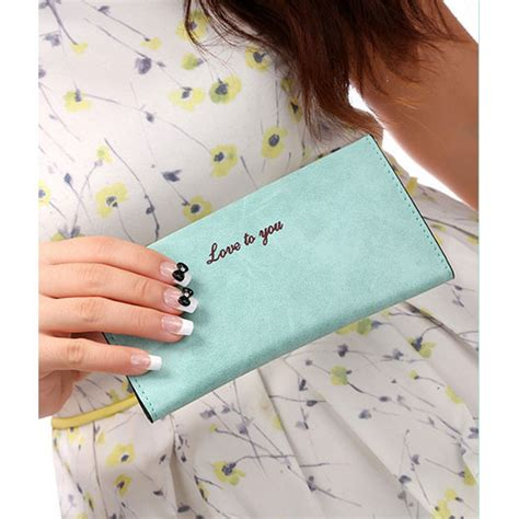 Ms Wallet Leather Wallet Dompet Watermelon ms wallet dompet panjang wanita light blue