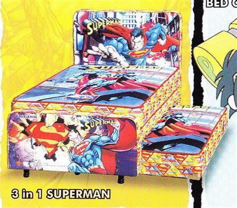 Kasur Sorong Anak Bigland bigland springbed harga kasur big land termurah murah promo superman hello batman