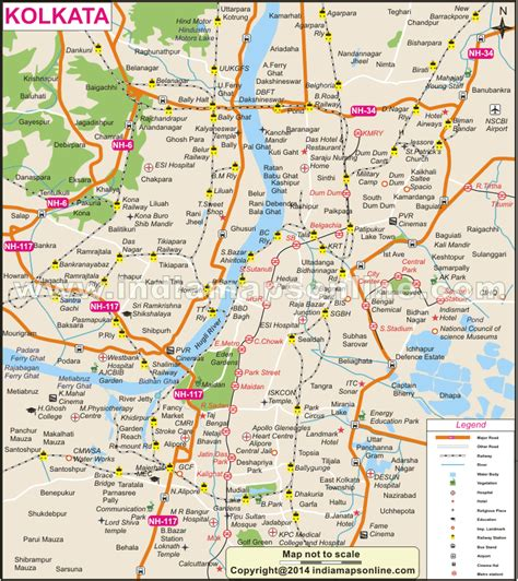 Kolkata Search Location Map Of Kolkata Driverlayer Search Engine