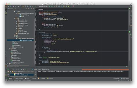 android studio unit test tutorial 2015 github evant android studio unit test plugin