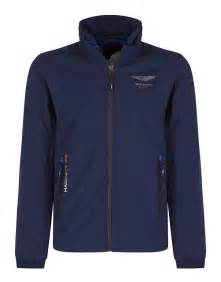 Hackett Jacket Aston Martin Hackett S Aston Martin Racing Shell Sweat Jacket