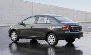 2009 Toyota Yaris Sedan Car And Driver