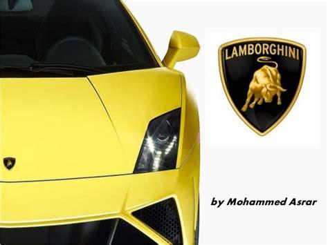 Lamborghini Marketing Strategy Lamborghini Strategy