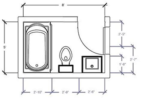 8 x 5 bathroom layout small bathrooms floors and bathroom on pinterest