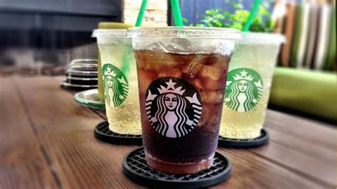 Handcrafted Soda - starbucks handcrafted sodas our review is in