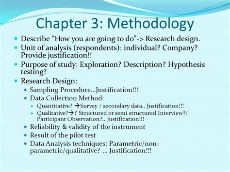sle methodology section of a qualitative research paper methodology of the study thesis sle 28 images