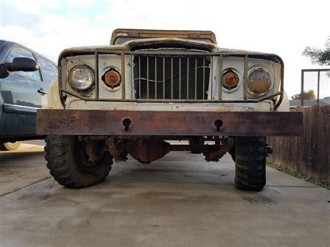 jeep kaiser 2017 1968 jeep kaiser m715 na prodej