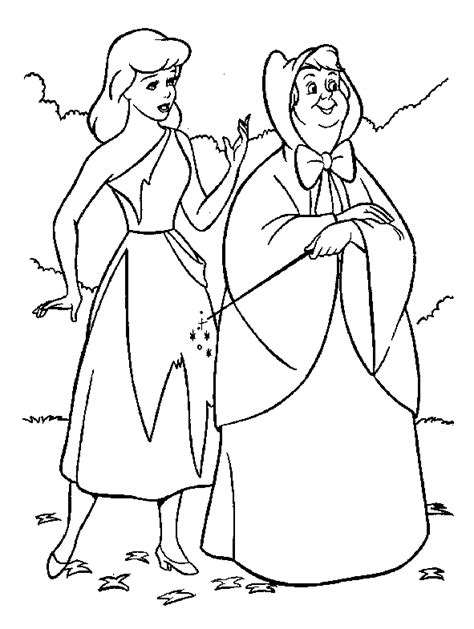 cinderella dog coloring pages coloring page cinderella coloring pages 16
