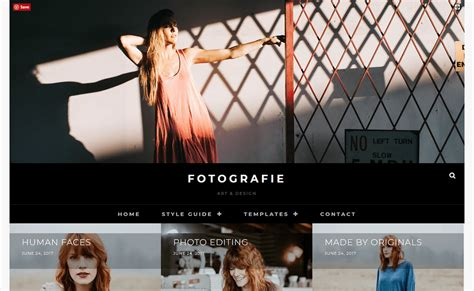 wordpress themes free for photographers 21 best free photography wordpress themes 8degree themes