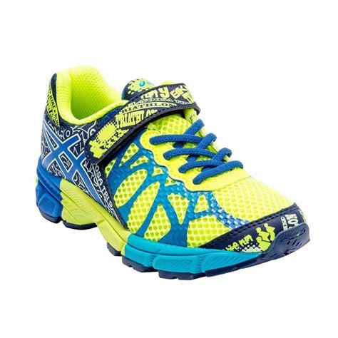 Ardiles Marendaz Navy Yellow Running Shoes asics gel noosa tri 9 ps boys running shoes flash yellow royal navy sportitude