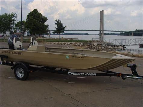 crestliner boats iowa crestliner boats for sale in iowa
