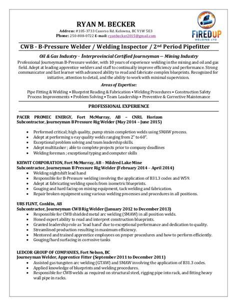 sample welder cover letter – 50+ Best templates