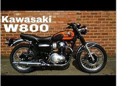 Kawasaki W800 Final Edition Launched Soon In India In ... Kawasaki W800