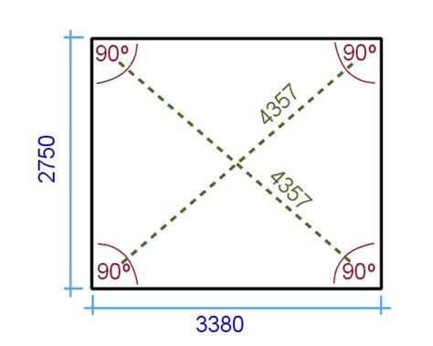 triangulation floor plan planning and costing floor covering plans using triangulation
