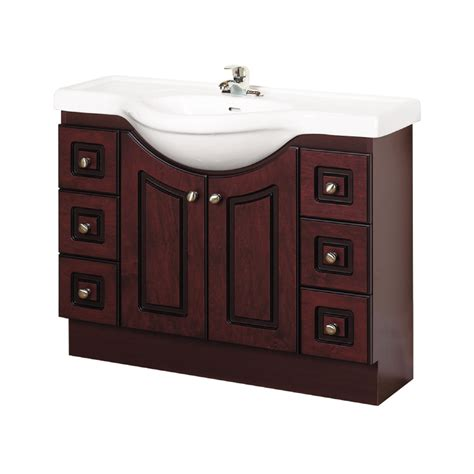 Magickwoods Vanities by Shop Magick Woods 39 In Cherry Eurostone Single Sink
